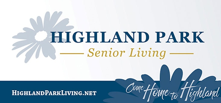Highland Park Senior Living Billboard by Rooster Creative Thumbnail