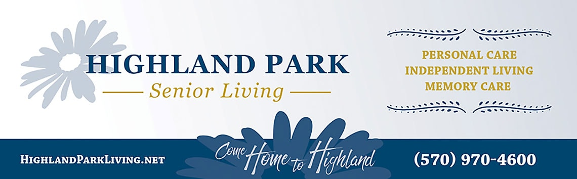 Highland Park Senior Living Billboard by Rooster Creative