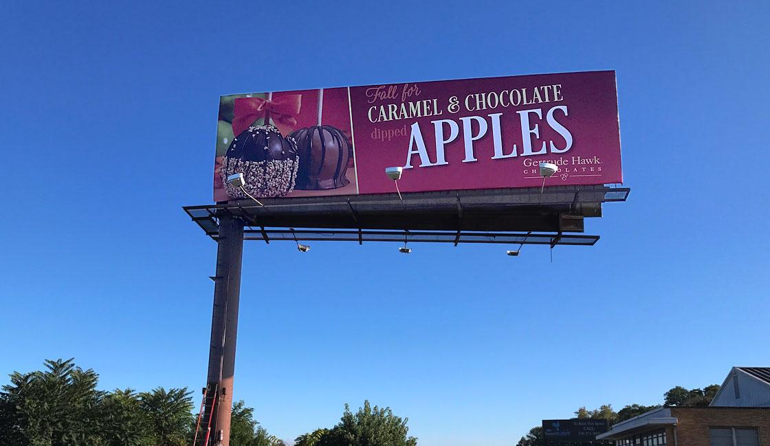 Billboard Panel 3272B