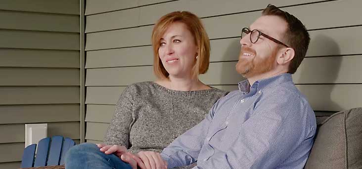 Daney Family Testimonial for Benchmark Mortgage