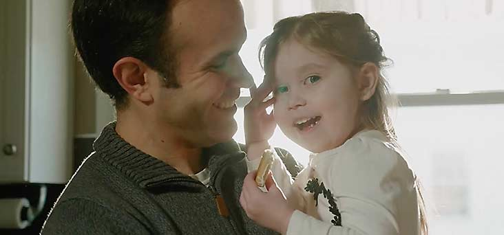 Ruggles Family Testimonial TV Spot for Benchmark Mortgage by Rooster Creative