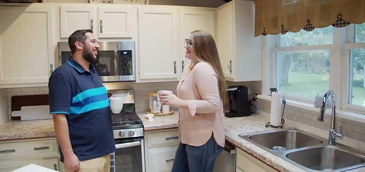 Benchmark Mortgage Sam and Anthony TV Spot Thumbnail